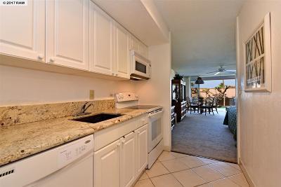 Maui County Condo For Sale: 2661 Kekaa Dr #K-107