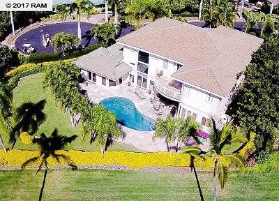 Kaanapali Golf Estates Single Family Home For Sale: 180 Kalaihi Pl