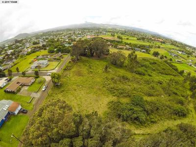 Makawao Residential Lots & Land For Sale: 291 Maha Rd