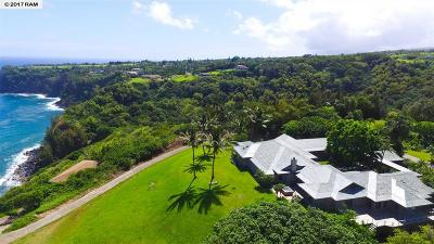 Haiku Single Family Home For Sale: 400 Mehana Rd