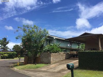 Single Family Home For Sale: 70 Pualu Loop