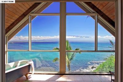 Kahului, Wailuku Single Family Home For Sale: 3955 Maalaea Bay Pl
