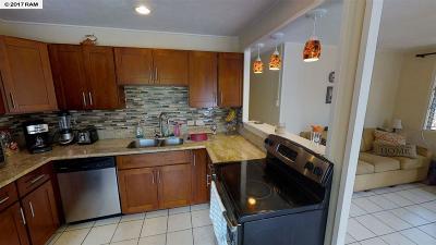 Single Family Home For Sale: 487 Kalalau Pl