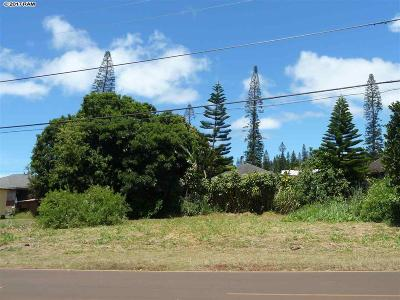 Lanai City HI Residential Lots & Land For Sale: $290,000