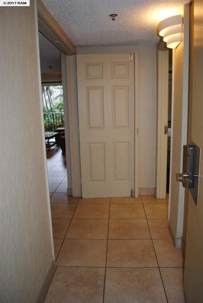 Kaanapali Shores Condo For Sale: 3445 Lower Honoapiilani Rd #237