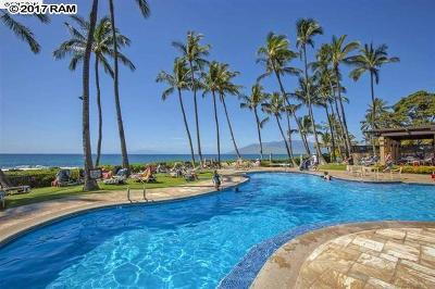 Maui County Condo/Townhouse For Sale: 3300 Wailea Alanui Dr #47B