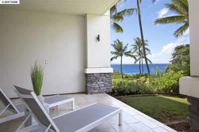 Maui County Condo For Sale: 1 Bay #2202