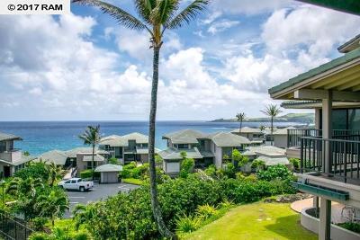 Kapalua Bay Villas Condo For Sale: 500 Bay Dr #33B1