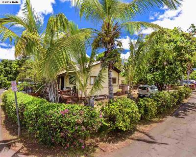 Single Family Home For Sale: 910 Puiki Pl