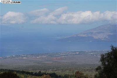 Kula HI Residential Lots & Land For Sale: $650,000