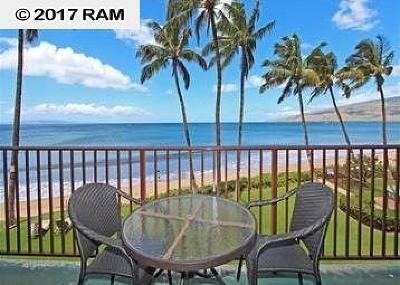 Kihei Beach Condo For Sale: 36 S Kihei Rd #304