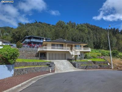 Single Family Home For Sale: 466 Nipo St