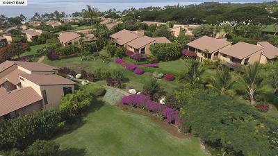 Maui County Condo For Sale: 3300 Wailea Alanui #45C