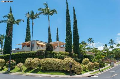 Kihei HI Single Family Home For Sale: $2,649,000