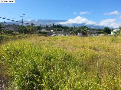Pukalani Residential Lots & Land For Sale: 2956 Old Haleakala Hwy