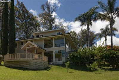 Makawao Single Family Home For Sale: 115 Hawea Pl