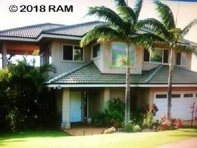 Single Family Home For Sale: 12 N Piki Pl