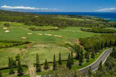 Lahaina Residential Lots & Land For Sale: 600 Honokohau St #Lot 1