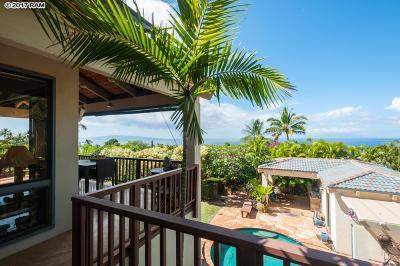 Maui County Single Family Home For Sale: 3340 Kuaua