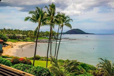 Maui County Condo For Sale: 4000 Wailea Alanui Dr #1401