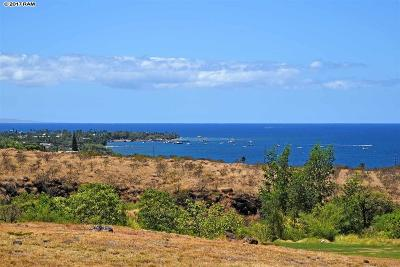 Residential Lots & Land For Sale: 377 Anapuni Loop #Lanikeha