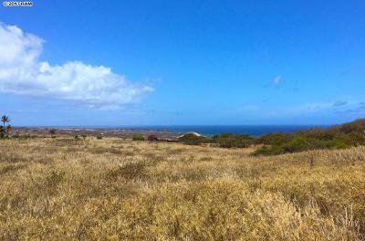 Maui County Residential Lots & Land For Sale: Pa Loa Loop #Builder