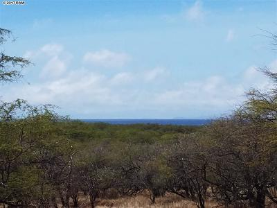 Maui County Residential Lots & Land For Sale: 2 Pa Loa Loop