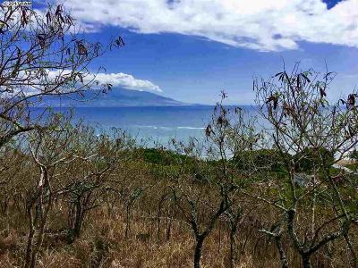 Maui County Residential Lots & Land For Sale: Kamehameha V Hwy #0 Kam V