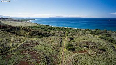 Lahaina Residential Lots & Land For Sale: Launiupoko #Lot 10A