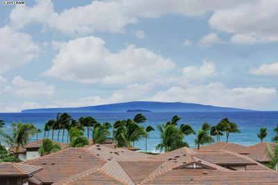Maui County Condo For Sale: 3800 Wailea Alanui Dr #F-302