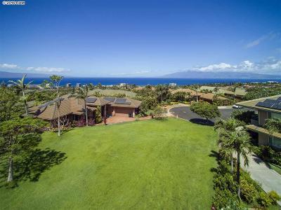 Kaanapali Golf Estates Residential Lots & Land For Sale: 411 Wekiu Pl #13