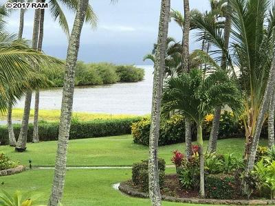 Maui County Condo For Sale: 7142 Kamehameha V Hwy #C214