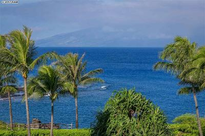 Maui County Condo For Sale: 1 Bay Dr #1404