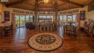 Maui County Single Family Home For Sale: 936 Kupulau Dr