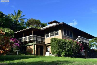 Single Family Home For Sale: 343 Naniloa Dr