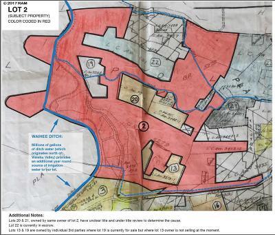 Wailuku Residential Lots & Land For Sale: N Malaihi Rd