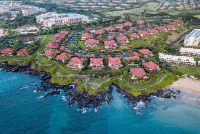 Maui County Condo For Sale: 4000 Wailea Alanui Dr #1403