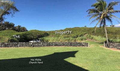 Hana Residential Lots & Land For Sale: Piilani Hwy
