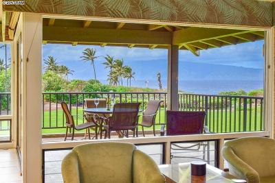 Kapalua Bay Villas Condo For Sale: 500 Bay Dr #38B2