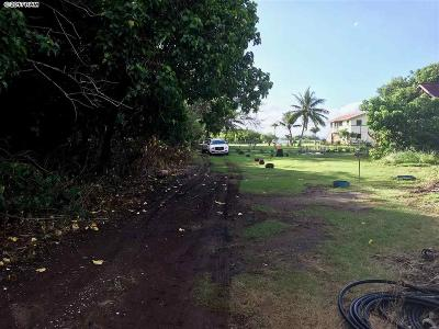 Maui County Residential Lots & Land For Sale: Kamehameha V Hwy