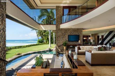 Maui County Single Family Home For Sale: 4809 Lower Honoapiilani Rd