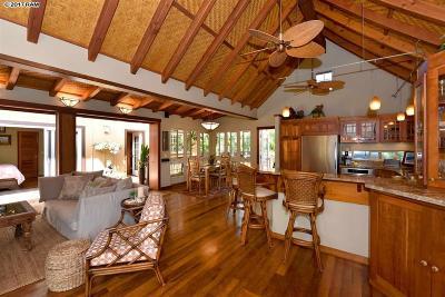 Single Family Home For Sale: 48 Hua Nui Way