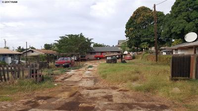 Single Family Home For Sale: 1006 Kapuhau Pl
