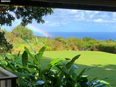 Maui County Single Family Home For Sale: 540 Kaiapa Pl