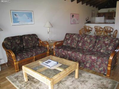 Maui County Condo For Sale: 50 Kepuhi Pl #242