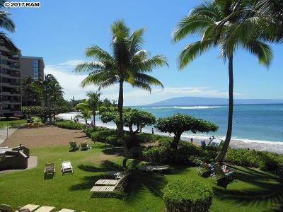 Maui County Condo For Sale: 4299 Lower Honoapiilani Rd #316