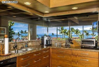 Maui County Condo/Townhouse For Sale: 4000 Wailea Alanui Dr #802/804