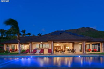 Kaanapali Coffee Farms Single Family Home For Sale: 250 Aina Mahiai Pl #Lot 50