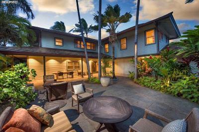 Single Family Home For Sale: 2409 Waipua St