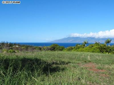 Lahaina Residential Lots & Land For Sale: 227 Plantation Club Dr #23